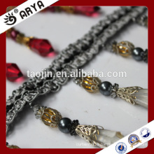 2016 Stock Product Big Clearance for Home and Decor of Xiphoid Long Beaded Fringe