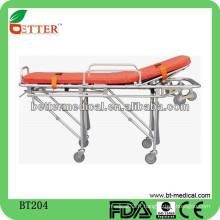 Pliante Enrouleur d'ambulance de chargement en aluminium