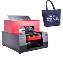 Dirija em casa à máquina de impressão do saco de compras
