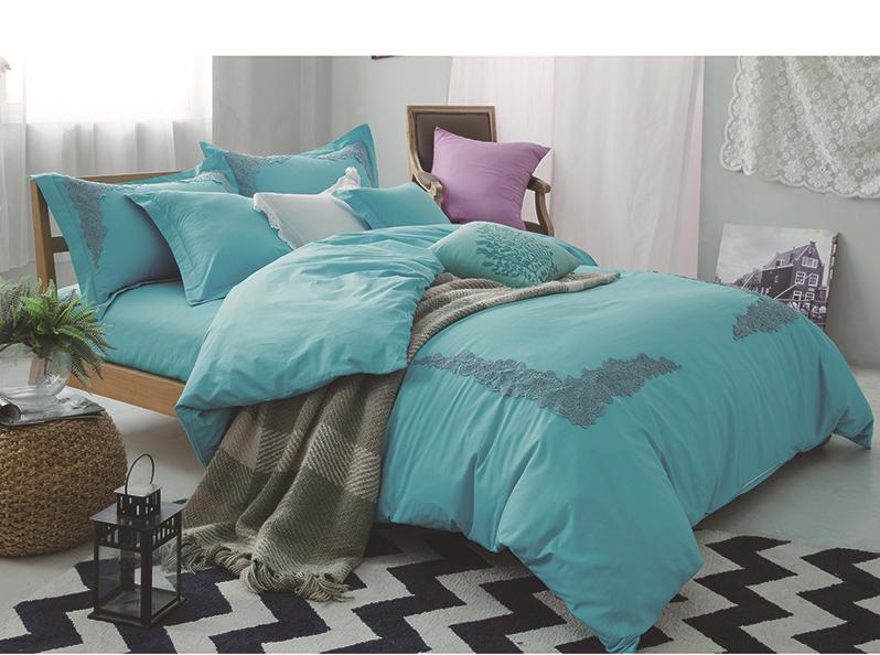 Solid Bedding Set