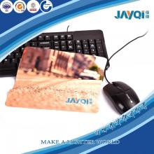 Promotional  Microfiber Custom Silicon Mouse Pad