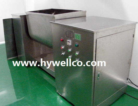 Wet Powder Mixer Blender
