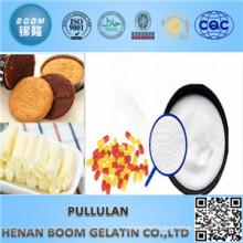80 Mesh Food Additive for Pullulan Powder for Candy Coating