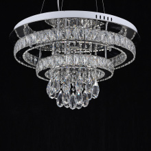 New Fashion Design for Large Modern Chandeliers Modern crystal chandelier hanging light supply to Italy Factories