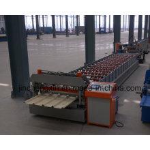 Roofing Panel Long Span Metal Sheet Forming Machine