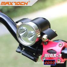 Maxtoch-BI6X-3 Dual Cree XML-T6 Fahrrad Licht geführt