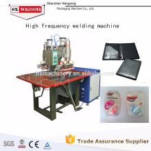 Doppelte hydraulische Hochfrequenzschweißmaschine SGS 5KW, Schweißmaschinen für PVC-Strech-Decke