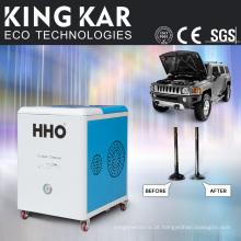 Escovas de carbono geradoras de gás hidrogênio e oxigênio para motor CA