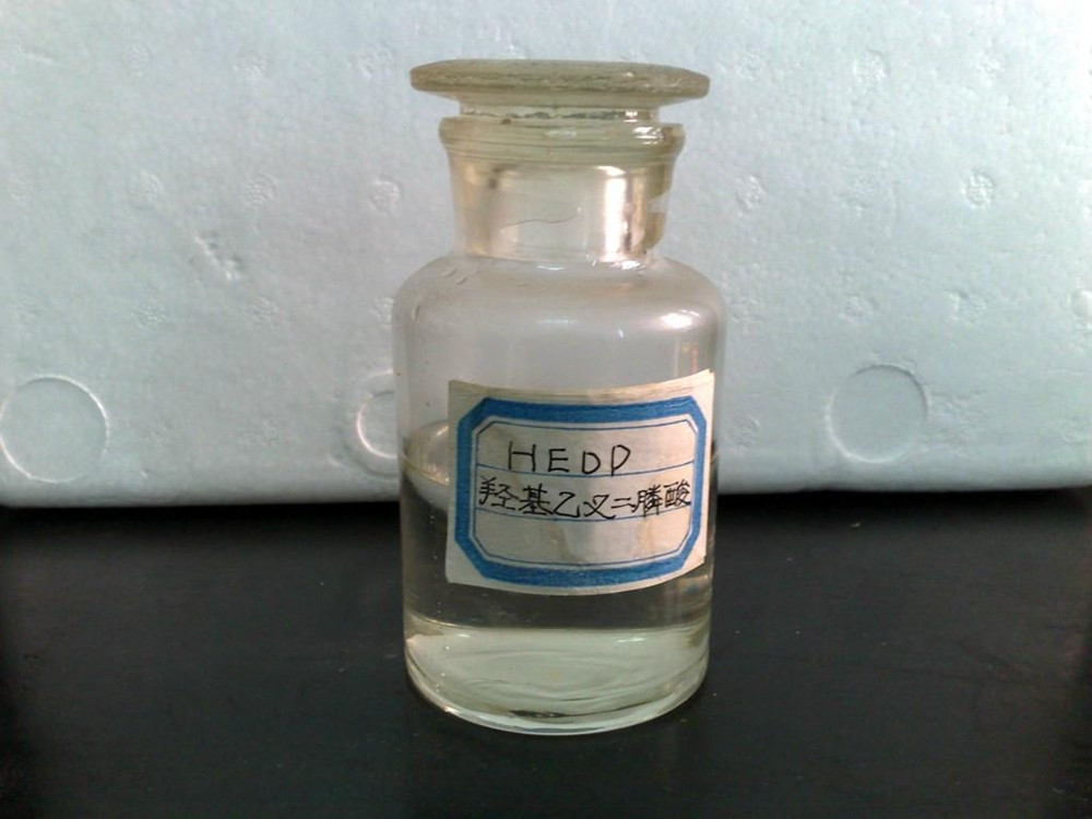 HEDP acid 60% water treatment chemicals