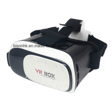Vr Box 2ND Generation Adjustable Vr Box 3D Glasses