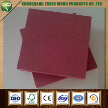 9mm Pink Fireproof MDF