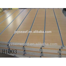 MR/E2/E1/E0/MELAMIN/WBP Glue slotting MDF/HDF