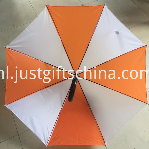 Promotional Custom Logo Golf Umbrella_4