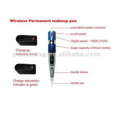 wireless Permanent makeup pen & Tattoo supply