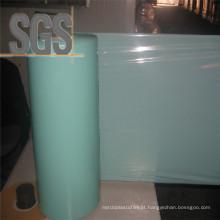 Filme verde do envoltório da silagem de 500mm * 1800m * 25mic para a ensilagem