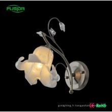 Nouvelle lampe de lumière de mur de fleur de conception nouvelle