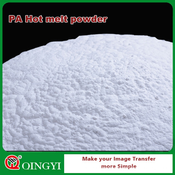 PA Hot Melt Powder for heat transfer printing