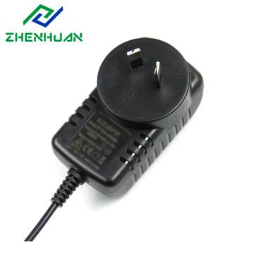 Adaptador de pared de interruptor de CC de 18 W y 9 voltios 2000 mA