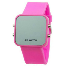 Brand New Fashion Silicone Bracelet Digital Watch