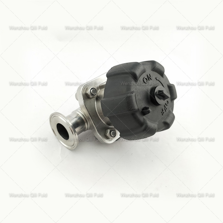 Diaphragm Valves x (4)