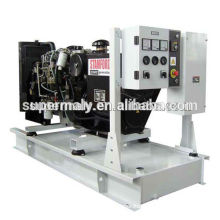 25kw/31.3kva diesel electric power plant generator with Lovol engine