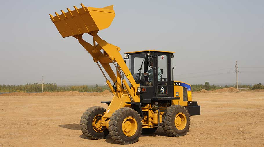 1-3 ton wheel loader