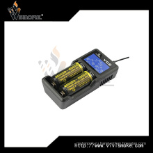 Зарядное устройство Xtar Vc2 с ЖК-дисплеем для аккумулятора 18650 26650