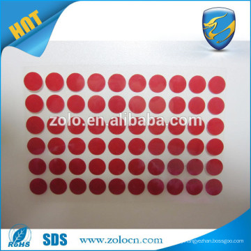 Best price water-sensitive label mobile-phone stickers or for electronic products