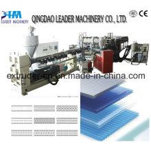 Lexan-Blatt-Verdrängungs-Maschinen- / Blatt-Verdrängungs-Maschine