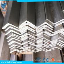 316 barres angulaires en acier inoxydable égales avec certification CE