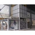 Vertical aluminum alloy quenching furnace