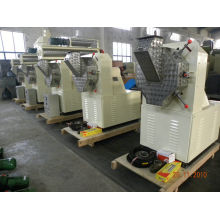 Narrow Belt Double Motor Ring Die Pellet Mill, Feed Milling Machine With Quick - Discharge