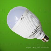 12W пластиковый корпус светодиодные лампы свет