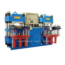 Machine automatique de moulage en caoutchouc pour produits en silicone en caoutchouc (KS200H3)