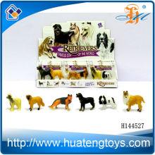 Granja de plástico de animales de granja de venta al por mayor baratos de simulación / animal salvaje para niños