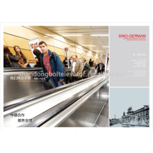 Residential and Commercial Indoor Electric Escalator Manufacturer Bolt Brand