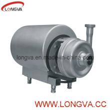 Pompe centrifuge en acier inoxydable pour la qualité alimentaire