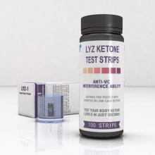 Наборы для тестирования на кетоз для здоровья, кетоновые полоски, кетогенные