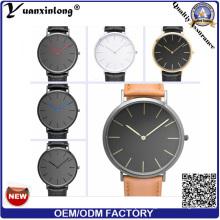 Yxl-452 2016 Fashion Ladies Watch Leather Band Quartz Hot Sale Vogue Wrist Watch OEM Service