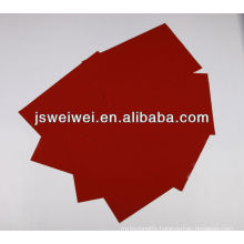 China silicone rubber coated fabric with super width in different colors