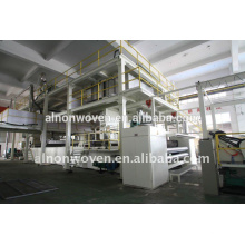 PP Spunbonded Non Woven Fabric Making Machine with melt blown device(Bran Kasen, Japan)