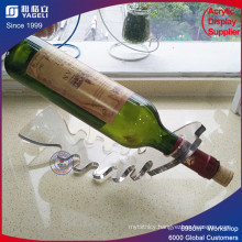 2016 Factory Direct Price Clear Acrylic Wine Stoppers Display Rack