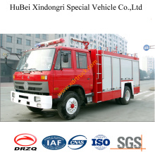 Сухая машина 5ton 4ton Дунфэн EQ1141kj 153 порошок пожарная машина Евро3