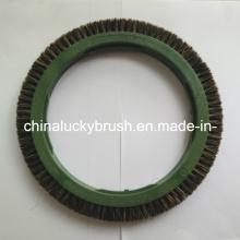 Grey Colour Bristle Big Textile Brush for Monforts Stenter (YY-393)
