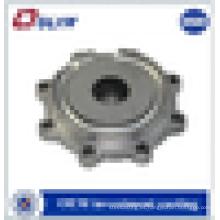 Piezas personalizadas de alta calidad de la motocicleta piezas de fundición de precisión de acero inoxidable