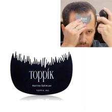 Toppik Hair Building Fibers Hairline Optimizer pour aider à obtenir une ligne frontale naturelle