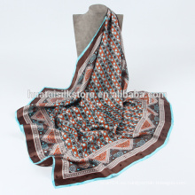 2014 bufandas de seda de la venta caliente de Tmall para la venta al por mayor en China