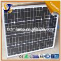 Yangzhou popular en Oriente Medio panel solar monocristalino / precio por vatio panel solar 150w