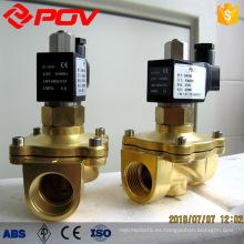 La válvula de solenoide de acción rápida directa normalmente abierta PS