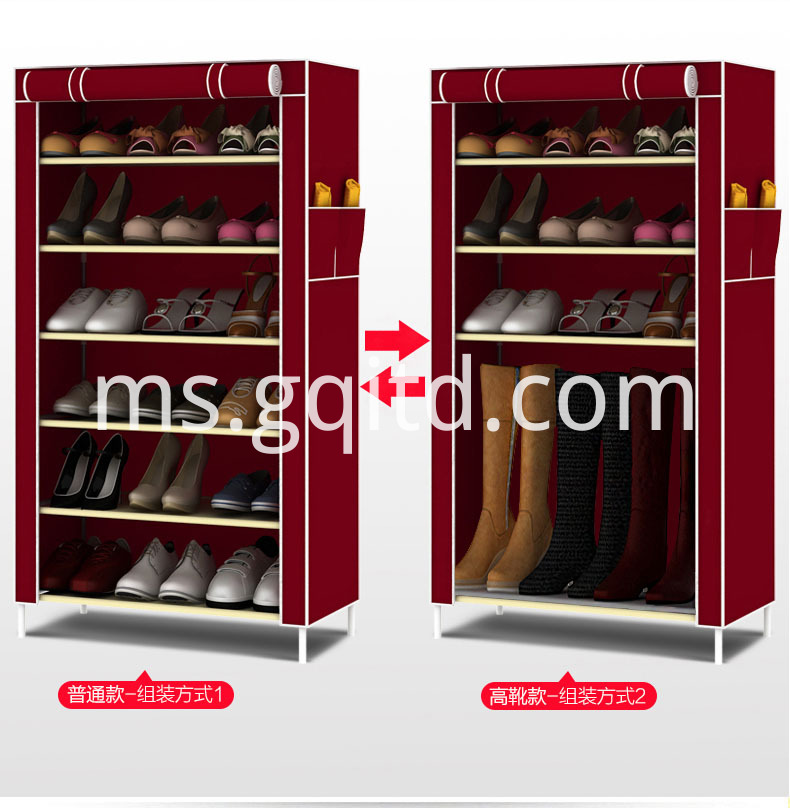 Oxford Shoe Cabinet